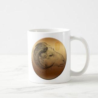 Golden Ram Year - Chinese Astrology Coffee Mug