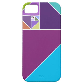 Golden Ratio (Bright colors) iPhone 5 Cover