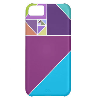 Golden Ratio (Bright colors) Cover For iPhone 5C