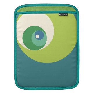 Golden Ratio Circles (Green) iPad Sleeve