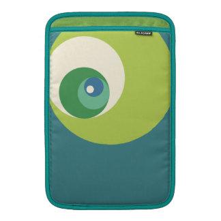 Golden Ratio Circles (Green) MacBook Air Sleeve