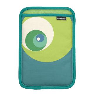 Golden Ratio Circles (Green) Sleeve For iPad Mini