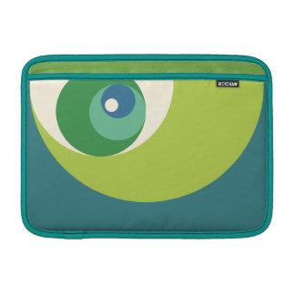 Golden Ratio Circles (Green) Sleeve For MacBook Air