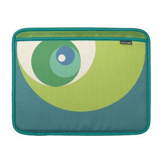 Golden Ratio Circles (Green) Sleeves For MacBook Air