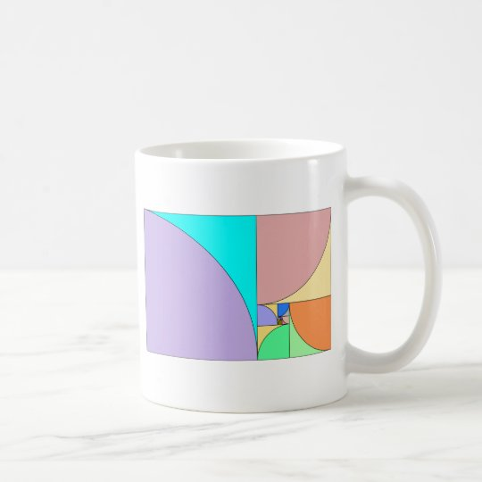 Golden Ratio Coffee Mug