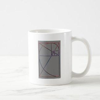 Golden Ratio Color Coffee Mug