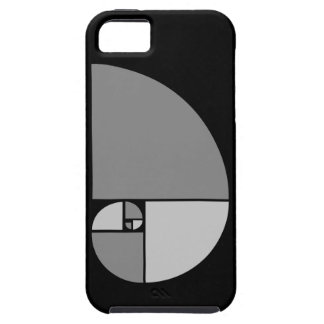 Golden Ratio, Fibonacci Spiral iPhone 5 Covers