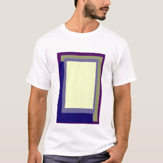 Golden Ratio Grape Olive Blocks T-Shirt