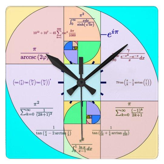 how to make a fibonacci clock