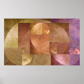 Golden Ratio Poster