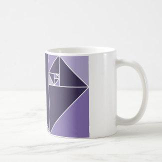 Golden Ratio (Purple) Coffee Mug