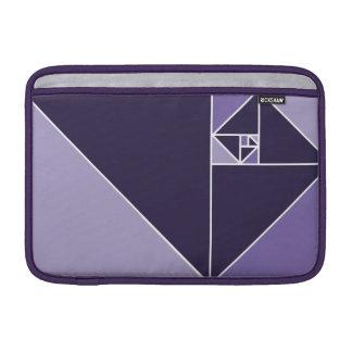 Golden Ratio (Purple) MacBook Sleeve
