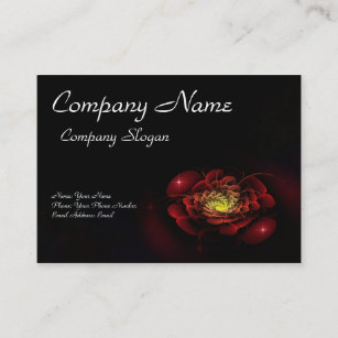Golden ratio business cards zazzle golden ratio red rose business card colourmoves