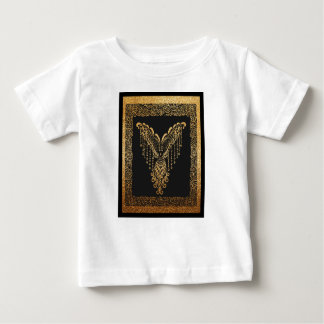 Golden raven baby T-Shirt