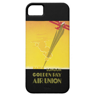 Golden Ray ~ Air Union iPhone SE/5/5s Case