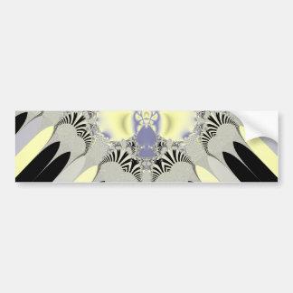 Golden Rays Bumper Sticker