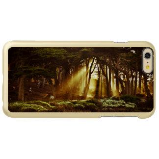 Golden Rays of Light Incipio Feather® Shine iPhone 6 Plus Case