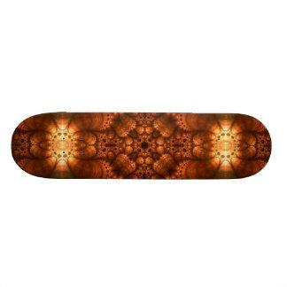 Golden Rays Skateboard