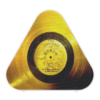 Golden Record Voyager Sounds of Earth Speaker