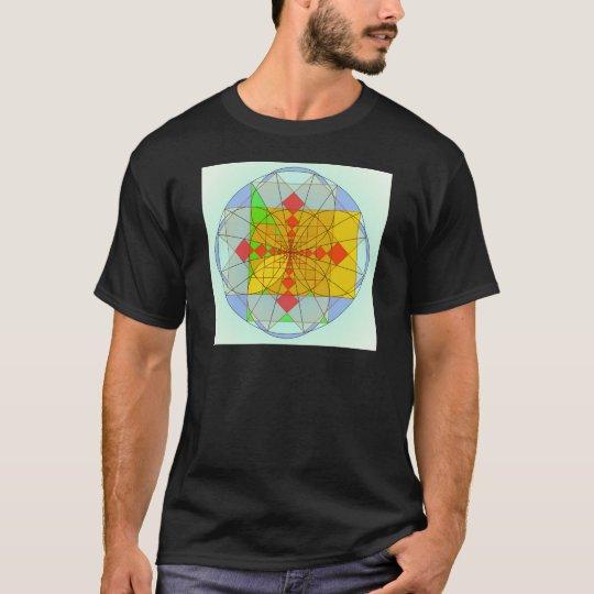 Golden rectangle shapes T-Shirt
