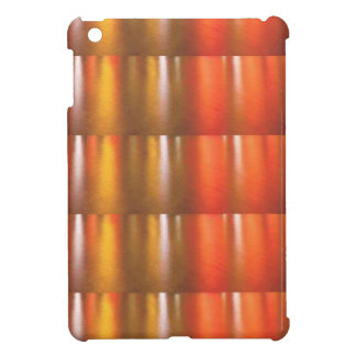 Golden Red Sparkle Shades - ColorCraft iPad Mini Cases