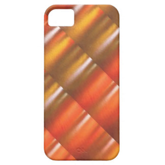 Golden Red Sparkle Shades - ColorCraft iPhone SE/5/5s Case
