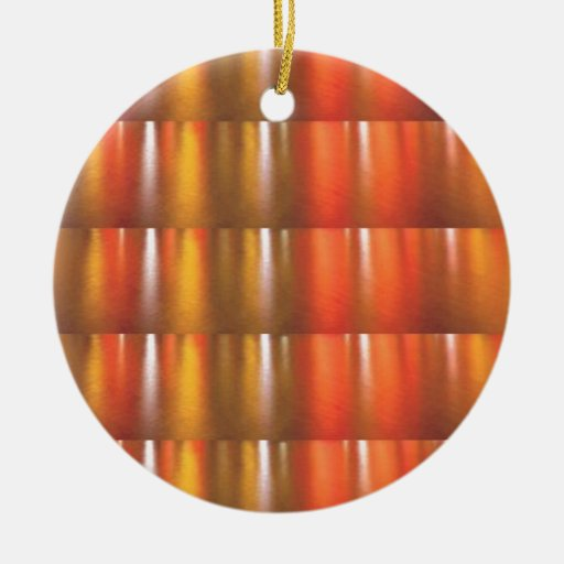 Golden Red Sparkle Shades - ColorCraft Christmas Ornaments