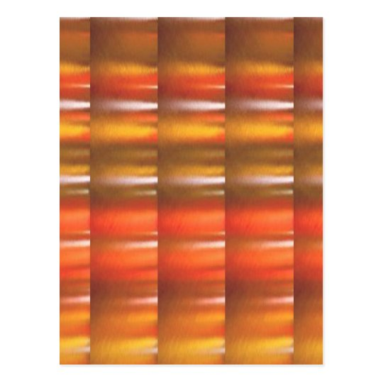 Golden Red Sparkle Shades - ColorCraft Postcard