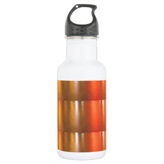 Golden Red Sparkle Shades - ColorCraft Water Bottle