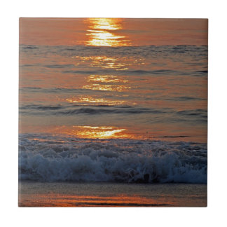 Golden Reflections collection Tile