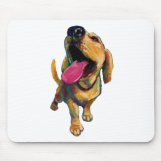 Golden Retreiver by Robert Phelps Mouse Pad