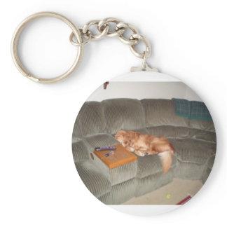 Golden Retreiver Keychain