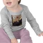 Golden retriever 1 - La madre de la marmota Camisetas