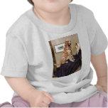Golden retriever 1 - La madre de la marmota Camiseta