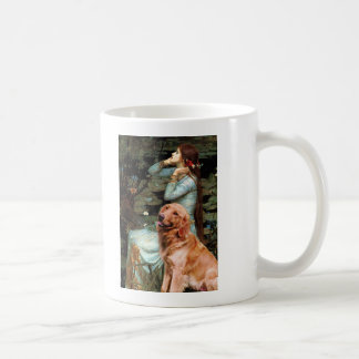 Golden Retriever 1 - Ophelia Seated Coffee Mug