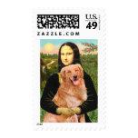 Golden retriever 2 - Mona Lisa Franqueo