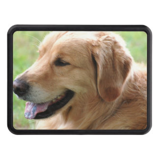golden-retriever-33 tow hitch covers