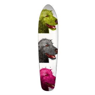 Golden Retriever 5421 - WB Skateboard