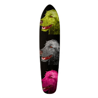 Golden Retriever - 54521 BB Skateboard Deck