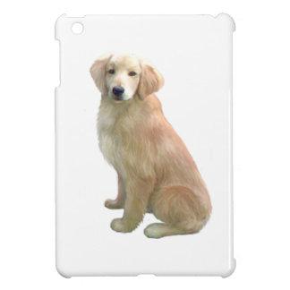 Golden Retriever (A) iPad Mini Case