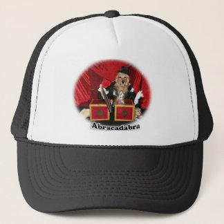 Golden Retriever Abracadabra Magic Trick Trucker Hat