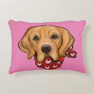 Golden Retriever Accent Pillow