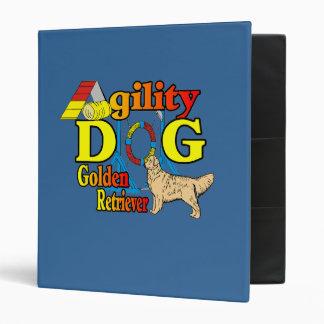 Golden Retriever Agility Binder