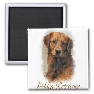 Golden Retriever Art Gifts Magnet