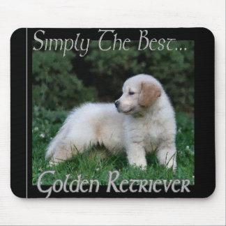 Golden Retriever Art Gifts Mouse Pad