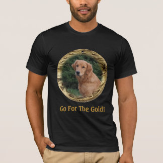 Golden Retriever Art Gifts T-Shirt