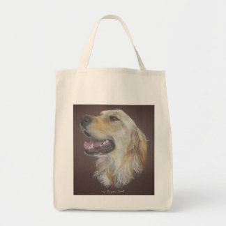 Golden Retriever Tote Bags