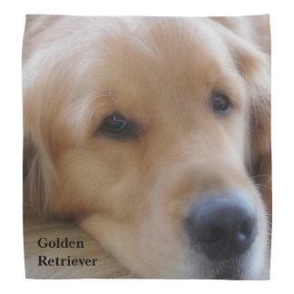 Golden Retriever Bandana