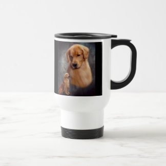Golden Retriever Believer Mug