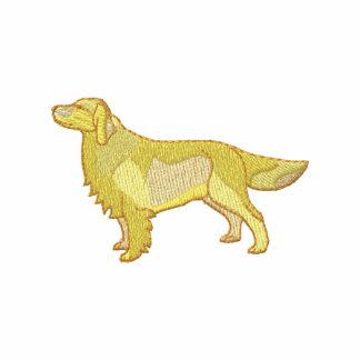 Golden retriever chaqueta